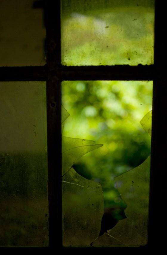 broken windows told a sorry tale