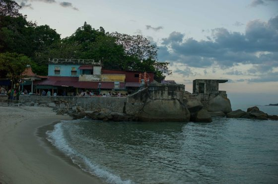 seafood restaurant in Tanjung Tokong
