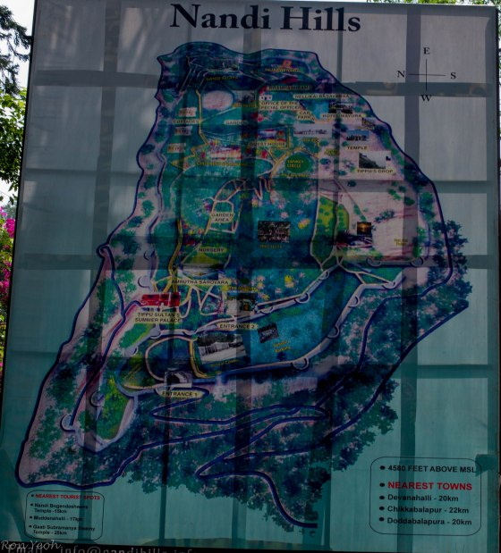 Nandi Hills Map..check it out first