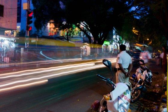 street by night..