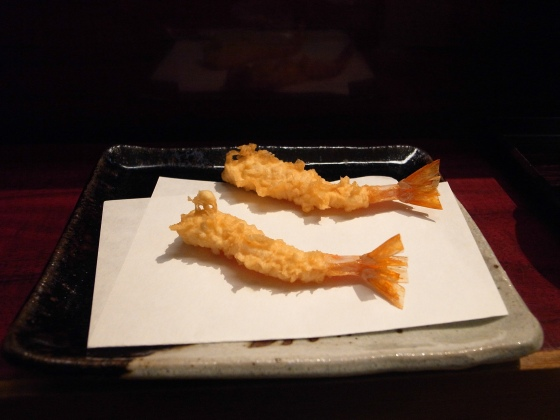 tempura from Tenichi