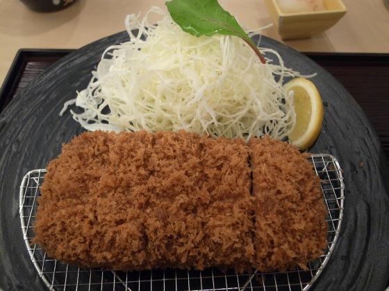 Tonkatsu from Maisen
