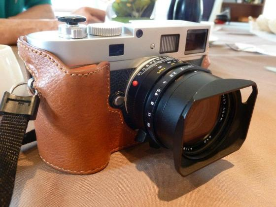 My old faithful...the M9P with the 35mm f1.4 summilux..a killer combination