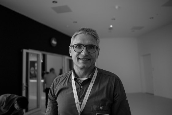 It was good to meet renowned lens designer Peter Karbe again