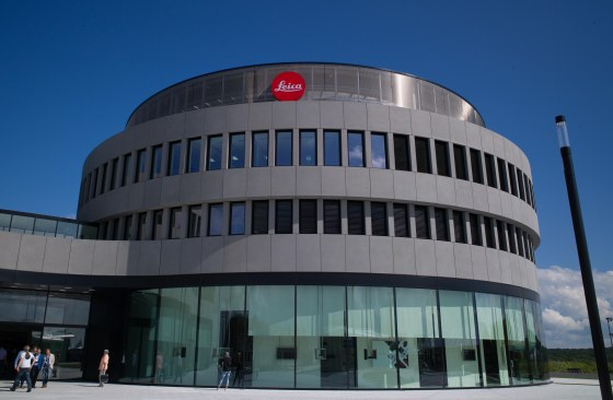 The new Leica Factory, museum and gallery