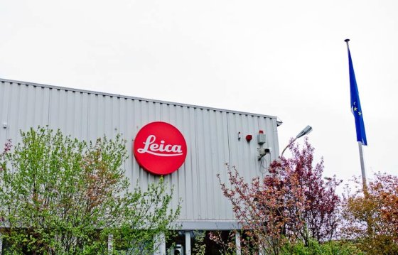 old Leica factory at Solms, 2012