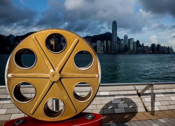 HK of course once had a thriving film industry