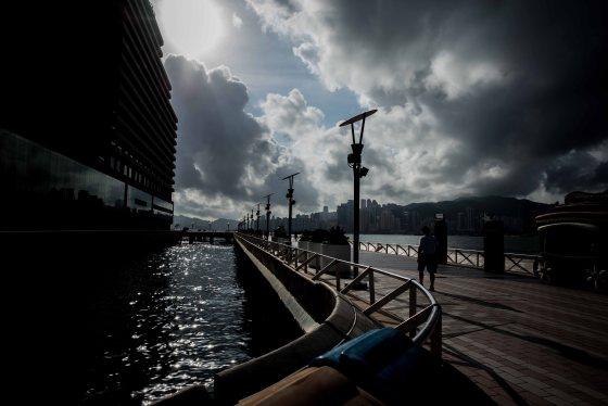 harbourside of intercontinental hotel