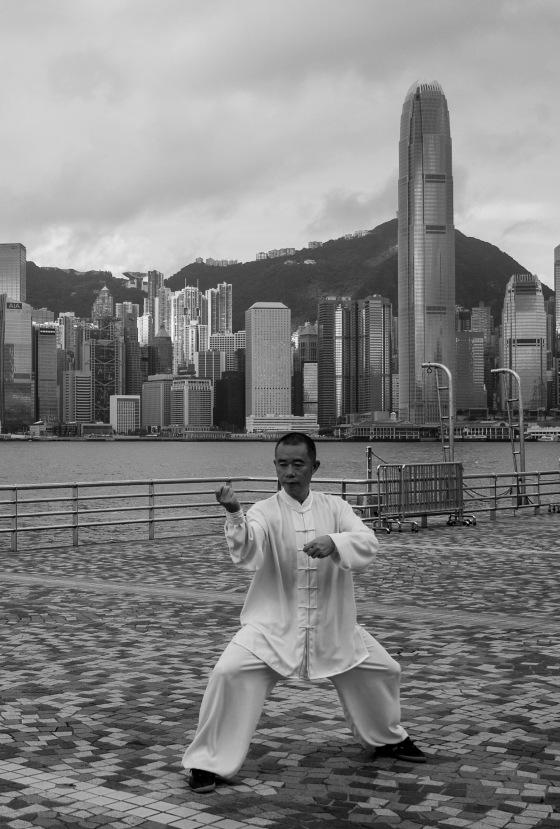 kung fu and HK