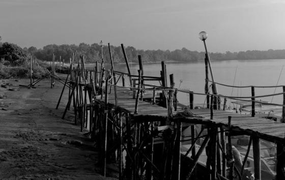 the jetty at rompin