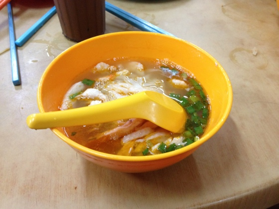 The better Ipoh Hor fun from Thean Chun