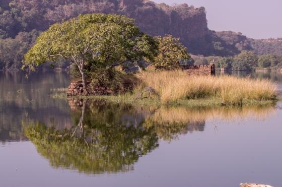 lake in zone 3