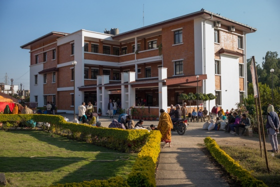 Hetauda Community Eye Hospital