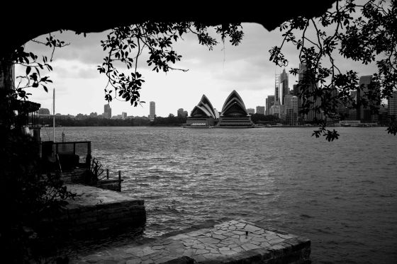 The Opera House by day