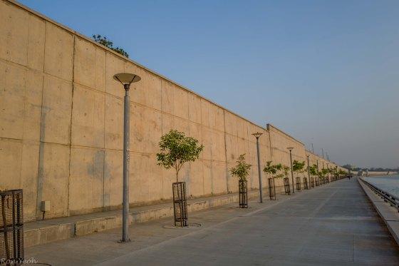 Sabarmati Waterfront Promenade